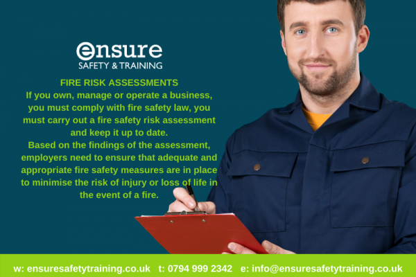 The Regulatory Reform (Fire Safety) Order 2005